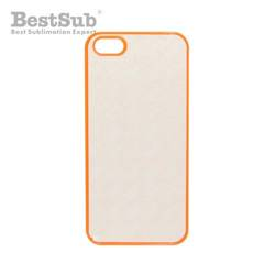 Taza Con Cucharita JS Coating Sublimación 330 ml Color Azul Oscuro