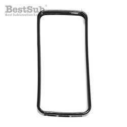 Taza Con Cucharita JS Coating Sublimación 330 ml Color Negro