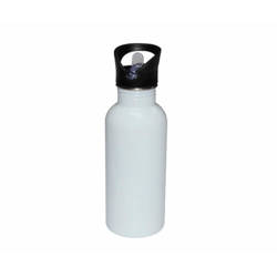 Taza Con Cucharita JS Coating Sublimación 330 ml Color Verde Claro