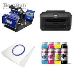 Taza FUNNY JS Coating Sublimación 330 ml Interior y Asa Color Verde Claro + Caja Individual