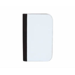 Taza Latte FUNNY Sublimación 300 ml Color Blanco Interior Asa Rojo