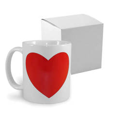 Taza Plástico Sublimación FUNNY 330 ml Interior Asa Color Azul