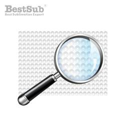 Taza Sublimación 330 ml Color Rosa Metálico