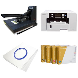 Taza fluorescente 330 ml verde Sublimación