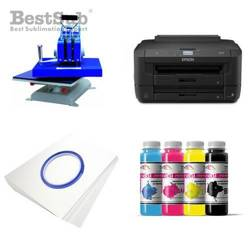 Tinta Sublimación Best Sub HQ  Black 1000 ml