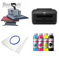 Tinta Sublimación Best Sub HQ  Yellow 1000 ml