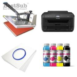 Tinta sublimación J-Teck J-Next color Cyan 1000 ml