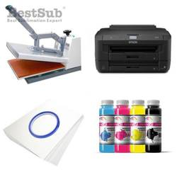 Tinta sublimación J-Teck J-Next color Magenta 1000 ml