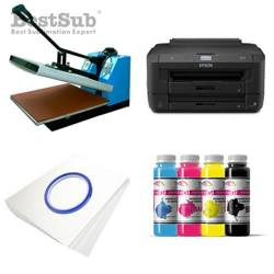 Tinta sublimación J-Teck J-Next color Yellow 1000 ml