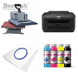Tinta sublimación Prim Jet Color, color Light Magenta 1 litro