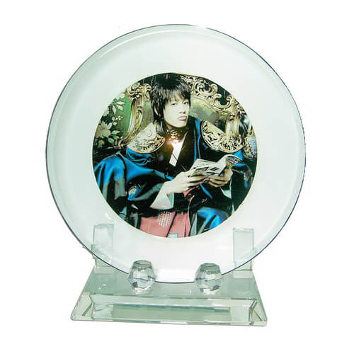 Taza A+ Sublimación 330 ml Interior Amarillo