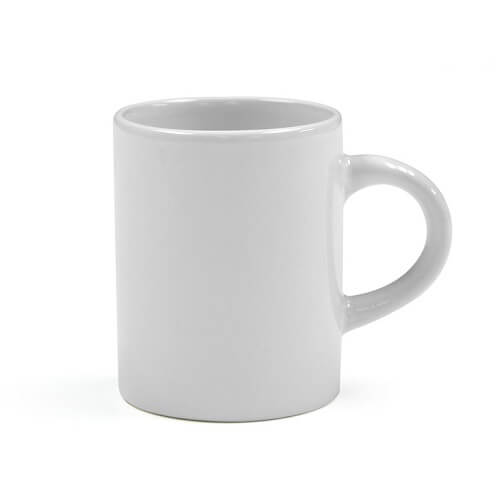Taza ECO Sublimación 330 ml Interior Rojo